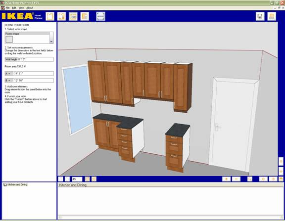 Home office for Office design tool